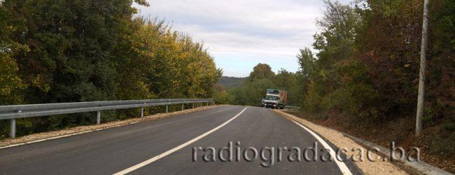 Okončana druga faza rekonstrukcija Regionalne ceste Gradačac – Gračanica