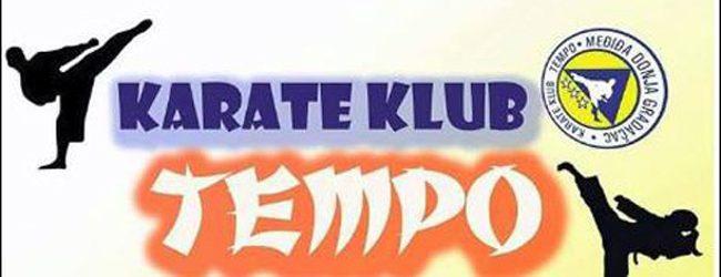 """Karate klub """"Tempo"""" nastupio na Eurokupu u Poreču"""