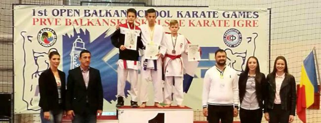 Tarik Kadić balkanski šampion