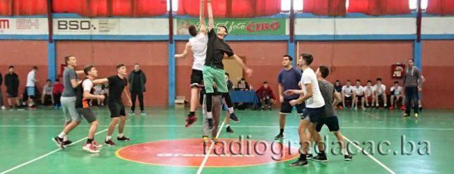 Održano općinsko takmičenje u košarci