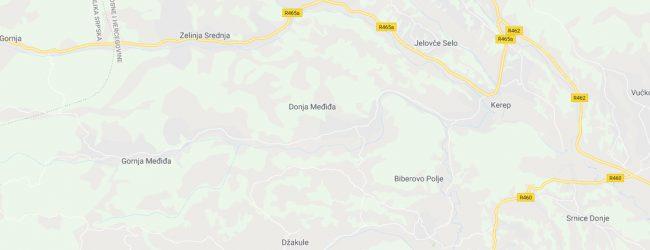 Počela harmonizacija podataka za katastarske općine Donja Međiđa, Gornja Međiđa i Kerep