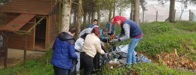 """Mladi ekolozi u akciji """"Čista okolina, zdrava lokalna sredina"""""""