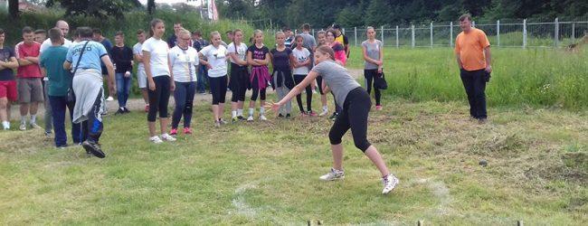 Održano općinsko takmičenje u atletici