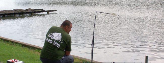 """Na jezeru Hazna održano """"Carp cup"""" takmičenje"""