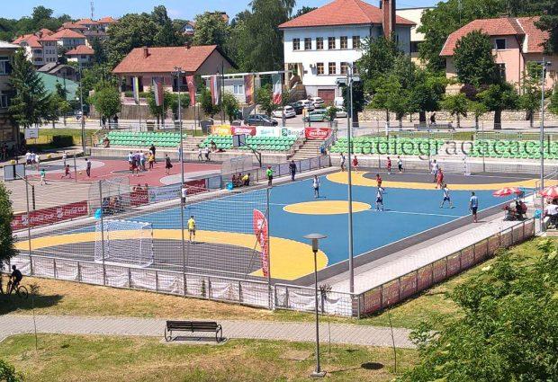 Gradonačelnik donio Odluku o raspodjeli sredstava za sport u 2021. godini