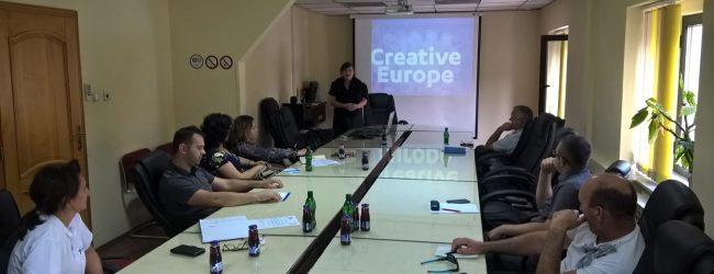 """Održan Info dan """"Kreativna Evropa"""" u Gradačcu"""