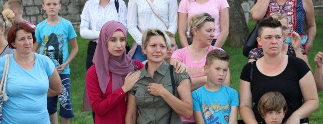 Održan miting podrške Selmiru Mašetoviću