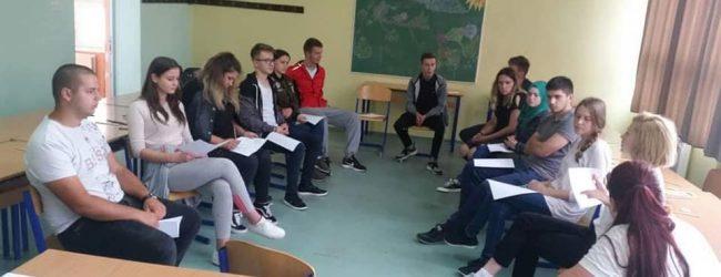 Gimnazijalci učestvovali u Civitasovom kampu demokratije