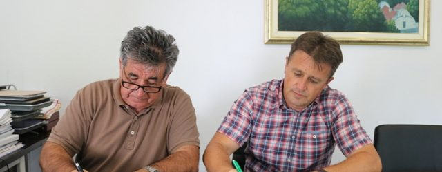 Potpisan ugovor za izgradnju i rekonstrukciju gradskih ulica i lokalnih cesta
