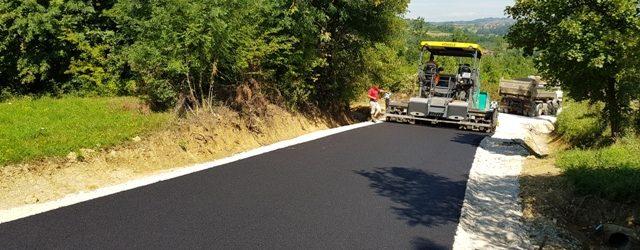 Završeno asfaltiranje puta kroz Gušte