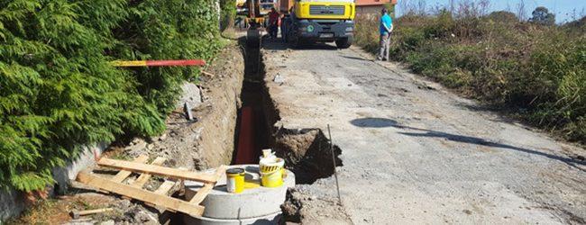 Počela izgradnja kanalizacione mreže u Škorićima