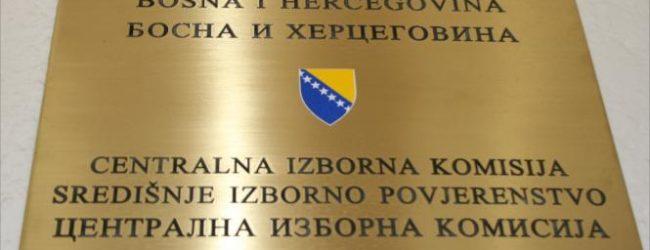 CIK BiH: Objavljene su Preliminarne kandidatske liste i kandidati za Lokalne izbore 2020. godine