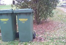 Komunalac: Izmjena rasporeda odvoza smeća