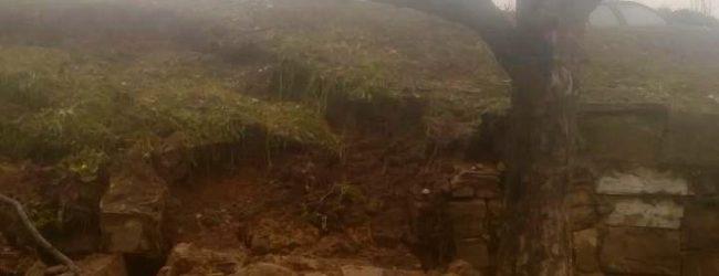 Prijavljeno klizanje tla u Mionici 3 i Mediđi Srednjoj