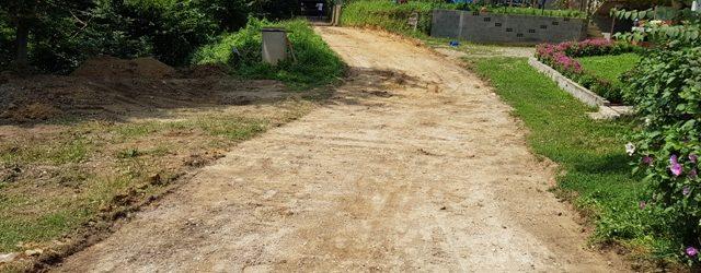 Počela rekntrukcija lokalnog puta u naselju Durakovići