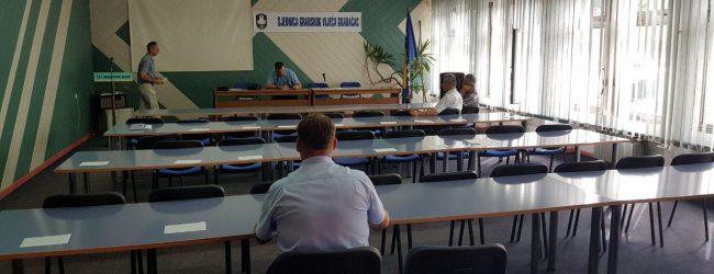 Zbog nedostatka kvoruma nije održana Hitna sjednica Gradskog vijeća Gradačac