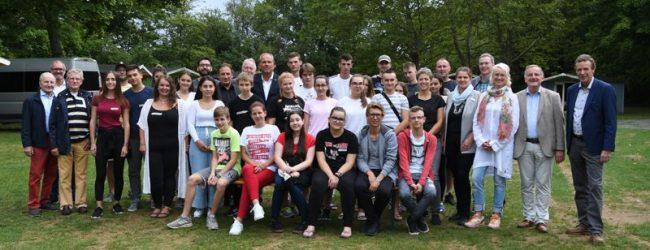 Mladi iz Gradačca učesnici Ljetnog kampa u Dürenu