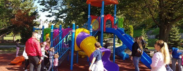 Novi sadržaji dječijeg igrališta