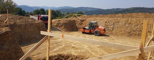 Počela izgradnja rezervoara za snabdijevanje vodom 11 naselja u južnom dijelu Gradačca