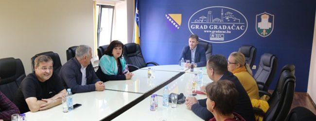 Gradonačelnik Edis Dervišagić upriličio prijem za prosvjetne radnike