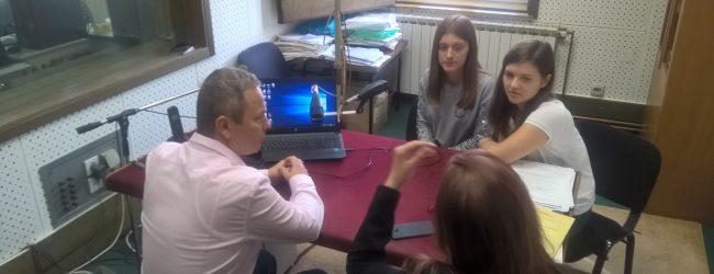 """""""Socijalni dan 2019"""": Srednjoškolci školske klupe zemijenili ranim mjestima"""