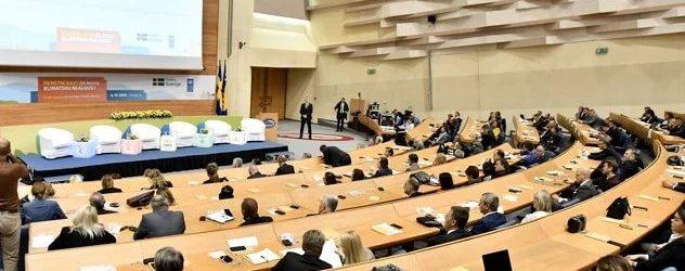 Gradonačelnik Dervišagić učesnik Konferencije o klimi i inovacijama