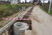 Završni radovi na izgradnji kanalizacione mreže u sjevernom dijelu Gradačca