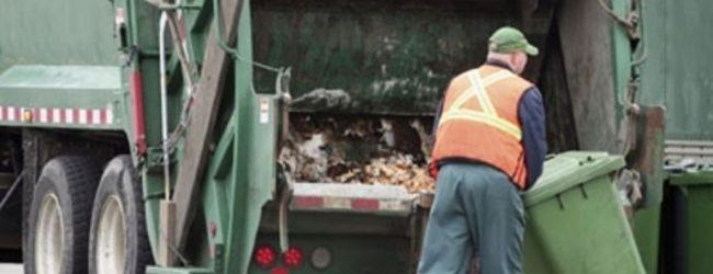 Izmjena u rasporedu odvoza kućnog smeća