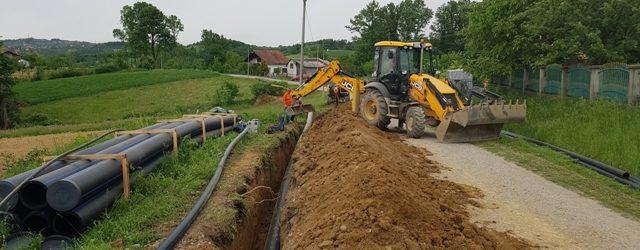 Vijeće ministara BiH: Više od 1,9 miliona eura granta za Projekt vodosnabdijevanja Gradačca
