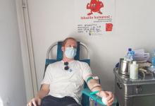 Krv dala 42 dobrovoljna davaoca