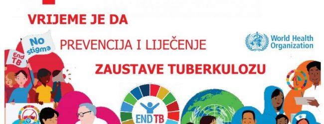 Crveni križ Gradačac obilježava Sedmicu borbe protiv tuberkuloze