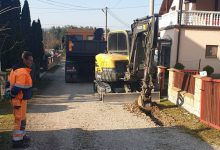 Obavještenje o dinamici radova na rekonstrukciji vodovodne mreže u Gradačcu