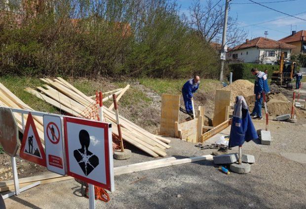 Počinje rekonstrukcija vodovodne mreže u ulicama Šehida i Branilaca grada