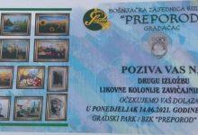 KIKIĆEVI SUSRETI: Sutra izložba Likovne kolonije zavičajnih slikara