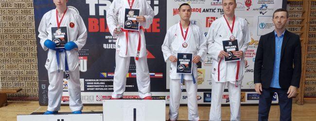 """KBS """"Zmaj"""" sa 13 medalja osvojio šesto mjesto na turniru """"Trofej Bijeljine 2021"""""""