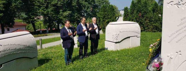 Obilježen Dan zlatnih ljiljana Tuzlanskog kantona