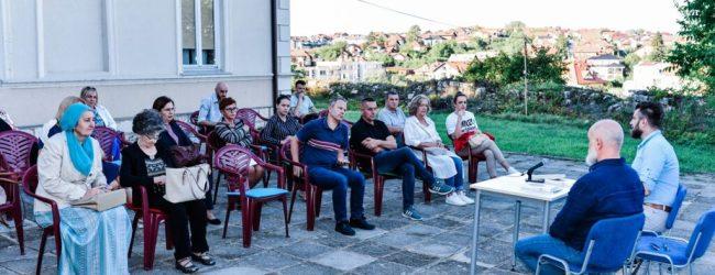 """Promovisana knjiga """"Predodređenje"""" autora Edina Urjana Kukavice"""