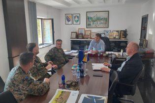 Delegacija 2. pješadijskog (rendžerskog) puka OS BiH posjetila Gradačac