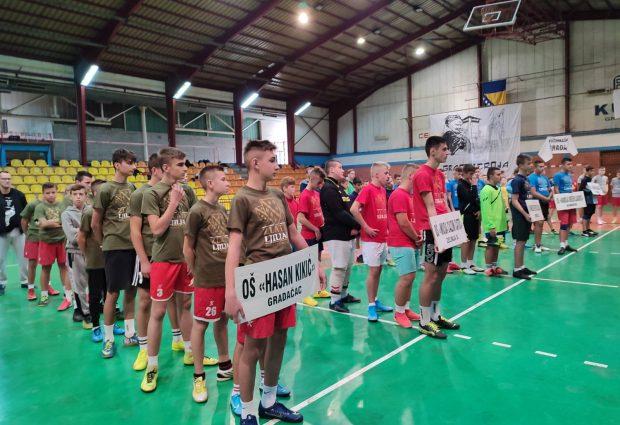 Odigran malonogometni turnir povodom Dana Zlatnih ljiljana