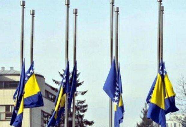 U srijedu 27. oktobra Dan žalosti u Federaciji BiH