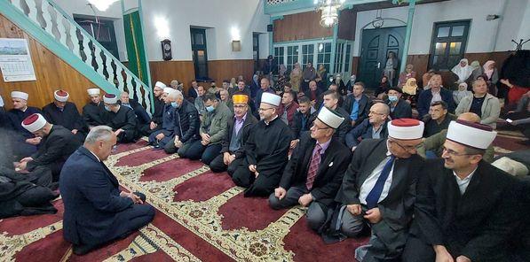 Centralna mevludska svečanost održana u Sviračkoj džamiji